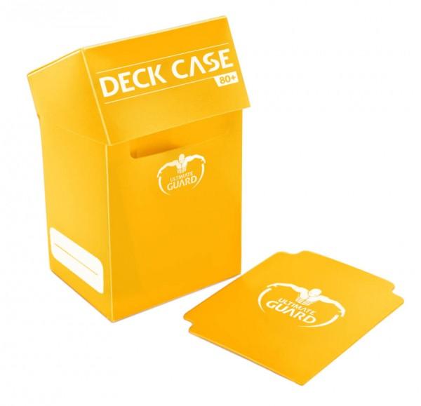 Akurrat geformte Kartenbox aus weichem Polypropylen für den Schutz und die archivierungssichere Aufbewahrung von mehr als 80 Karten der Standardgröße (z.B. Magic the Gathering, Pokemon und andere) in zwei Hüllen (double-sleeved).<br /><br />- Optimiert fü