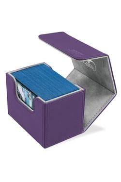Das innovative SideWinder™ Deck Case ermöglicht einen besonders einfach Zugriff von beiden Seiten auf Ihr Kartendeck. Ideal für den Schutz und die sichere Aufbewahrung von Karten der Standardgröße in zwei Hüllen (double-sleeved).- Bietet Platz für bis zu