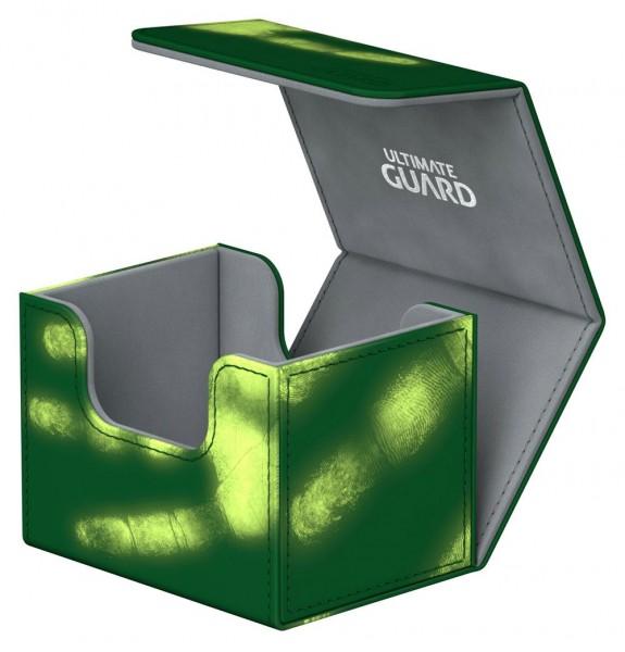 Das innovative SideWinder™ Deck Case ist nun mit dem samtweichen und thermoaktiven ChromiaSkin™-Oberflächenmaterial erhältlich, welches bei Berührung verblüffende Farbwechsel-Effekte liefert. Neben den bereits bekannten und beliebten Features der SideWind