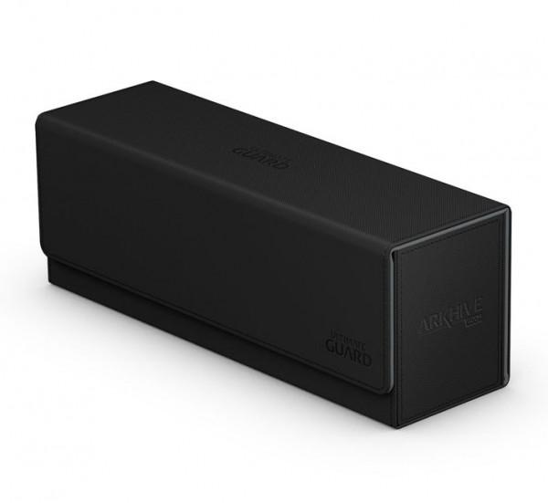 Das Arkhive 400+ ist die ultimative Box für den Transport und die Aufbewahrung einer großen Anzahl an Karten und/oder mehreren Deck Cases mit nahezu unendlichen Kombinationsmöglichkeiten! Dank modularem Design mit idealen Abmessungen passen eine große Aus