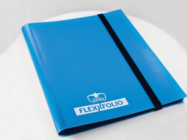 Hochwertige Kartenmappe mit flexiblem, strapazierfähigem Einband und 20 integrierten 9-Pocket-Pages für alle Sammelkarten der Standard- und der Japanischen Größe.<br /><br />- Für 360 Karten in Hüllen (z.B. ULTIMATE GUARD Sleeves)<br />- 20 archivierungss