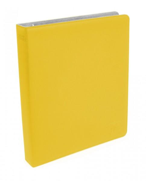 Hochwertiger, 30 mm breiter 3-Ringorder mit XenoSkin(TM)-Oberfläche und verstärkten D-Ringen für 9-Taschen-Seiten der Standardgröße.- Verstärkte D-Ringe: Strapazierfähige D-Ringe, die selbst bei prall gefülltem Album die 9-Taschen-Seiten fest im Griff hab